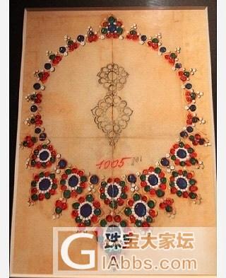 彩色珠宝:项链吊坠
