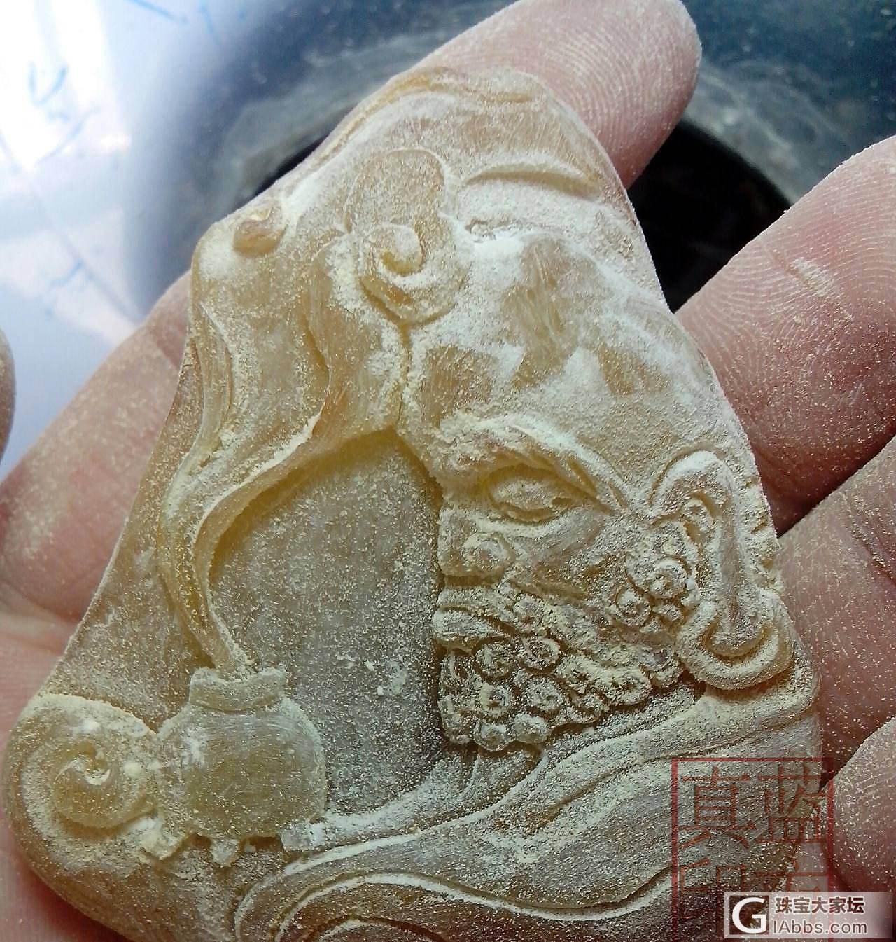 求推荐雕刻琥珀蜜蜡的师傅_雕刻琥珀蜜蜡