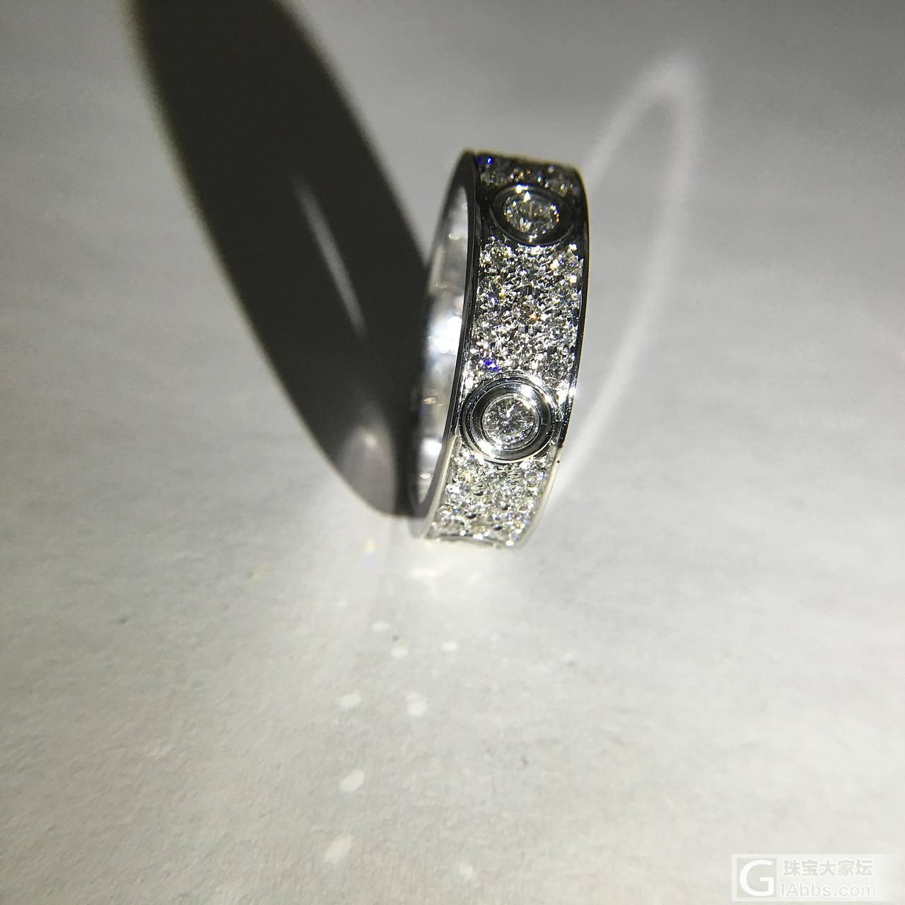 用戒指做微信头像图片