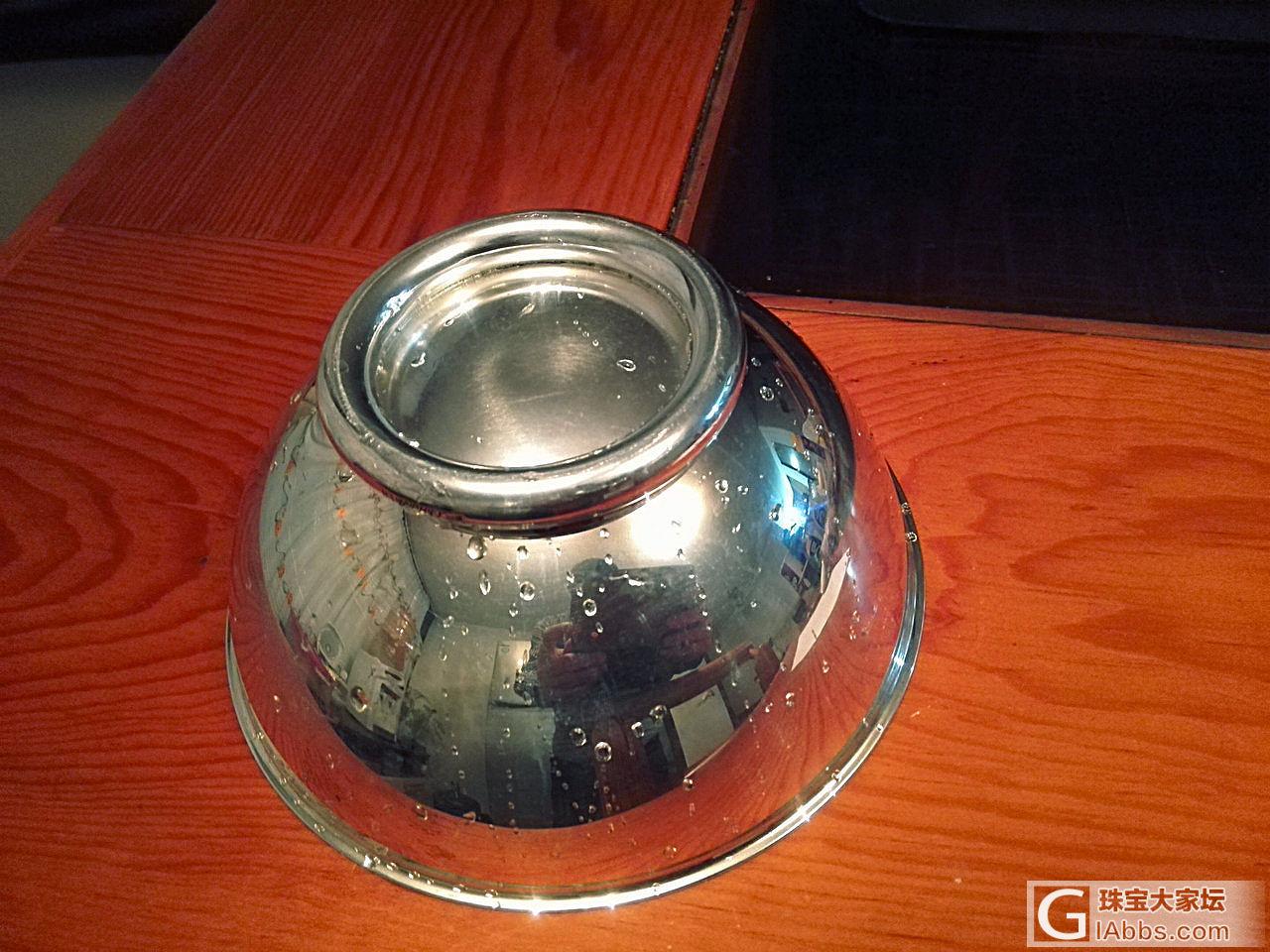 实操银器去黑的简易方法---实用技术介绍_银银器